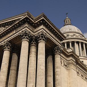 la sorbonne faaade catac nord de la. Pantheon-carre.jpg La Sorbonne Faaade Catac Nord De I